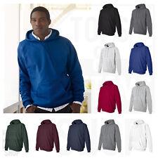 Hanes Mens Ultimate Cotton Hoodie Hooded Sweatshirt S-3XL - F170