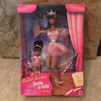 Mattel Ballet Recital Barbie & Kelly African American / Black AA
