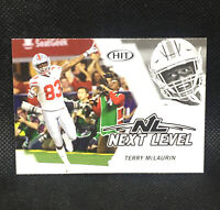 2019 SAGE Hit Next Level Terry McLaurin RC Ohio State Rookie #117