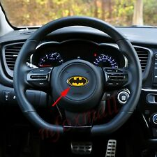 Vehicle Car Parts 3D Bat Style Emblem Symbol Badge Logo Decal Sticker Trim