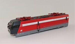 Rivarossi HR2318/01 Gehäuse komplett Body shell E454.002 FS neu