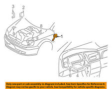 TOYOTA OEM-Ignition Coil 9008019016