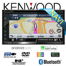 Kenwood DNX5190DABS - 2-DIN NAVI DAB+ Bluetooth CarPlay Android Radio Autoradio