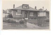 Bungalow at No 7  named 'Hillview' - unknown location