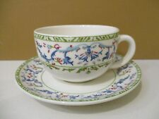 "MOTTAHEDEH CARILLON CUP & SAUCER - 2 1/4"" 0910I"