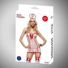 Body Pleasure - Super Lingerie - Nurse Set - Party Outfit - RolePlay - Giftbo...