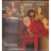 Stevie Wonder LP Vinyl Characters/Opening Gatefold Motown Zl 72001 Sealed