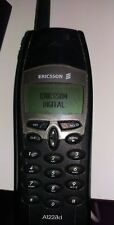 Rare, Sony Ericsson a1228di Vintage AT&T CDMA Brick Bar Cellular Phone, As is
