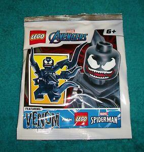 LEGO MARVEL AVENGERS : Venom Polybag Set 242104 BNSIP