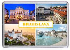 Bratislava Slovakia Fridge Magnet 01