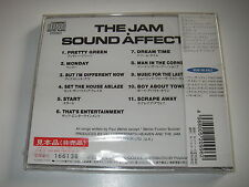 The Jam – Sound Affects - 1997 Japan PROMO CD POCP 2589