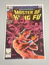 MASTER OF KUNG FU #101 VOL 1 MARVEL COMICS JUNE 1981
