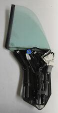 Genuine Used MINI O/S/R Drivers Rear Window Mechanism - R52 Convertible 7130158