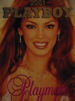 Playboy Calendar 2001 | Brabde Roderick     #DBur+