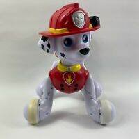 Paw Patrol Zoomer Marshall Interactive Pup Talks Moves Spin Master Toy.