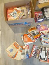 More details for collection of early speedway programmes