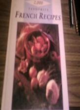 2000 Favourite French Recipes,Auguste Escoffier
