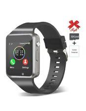Smart Watch*Touchscreen*Bluetooth*Call & Message notification*SIM & SD slot