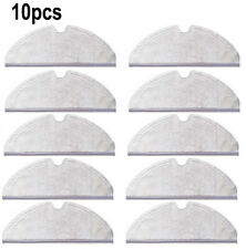 10 X Mop Cloths For Xiaomi Mi Robot Roborock S50 S51 Vacuum Cleaner Clean Pads