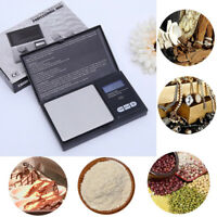 100g/0.01g LCD Digital Pocket Scale Jewelry Gold Gram Balance Weight Scale BK au