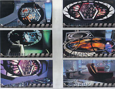 STAR TREK INSURRECTION SET OF NINE OKUDAGRAMS CARDS