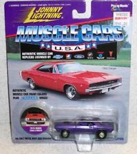 Johnny Lightning MUSCLE CARS USA 1970 DODGE CHALLENGER