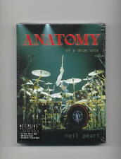 NEIL PEART- RUSH - ANATOMY OF A DRUM SOLO -2 DVD DRUMS