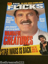 FLICKS - JOHN CLEESE A FISH CALLED WANDA - MARCH 1997