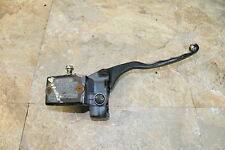 88-90 KAWASAKI NINJA ZX10 ZX 1000 B OEM FRONT BRAKE MASTER CYLINDER with LEVER