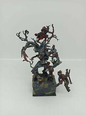 Warhammer AoS Wood Elves 7th Ed Treeman OOP Metal Pro Painted