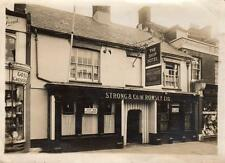 Ship Hotel Pub Christchurch  Strong of Romsey old photograph NOT A POSTCARD