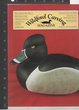 Waterfowl Carving Magazine Summer 2006 (V XVII #3) Bill Ensig editor