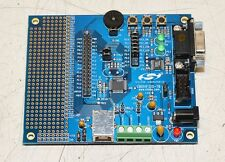 New Silicon Labs C8051F320 TB Development Kit