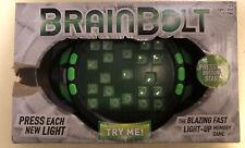 Educational Insights Brainbolt - Brain Teaser Memory Game New In Damaged Box
