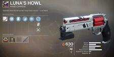 Desiny 2 Lunas Howl recov (PC)
