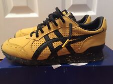 BAIT X Bruce Lee Onitsuka Tiger Colorado Eighty Five Shoes Legend Yellow 6.5