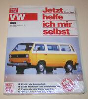 Reparaturanleitung VW T3 Luftboxer -  Bus / Transporter - Baujahre 1979 bis 1982