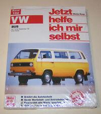 Reparaturanleitung VW T3 Luftboxer  Bus / Transporter - Baujahre 1979 bis 1982!
