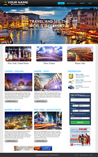 AUTOMATED HOTEL AND FLIGHT SEARCH ENGINE WEBSITE BUSINESS FOR SALE