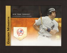 Mark Teixeira--2012 Topps Golden Moments Baseball Card--New York Yankees