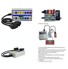 OBDII Protocol Detector & Break Out Box  OBD Line Signal Tester Car Fault Reader