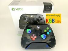 Limited Edition Night Ops Camo Xbox One Controller w LED MOD iPhone Android PC