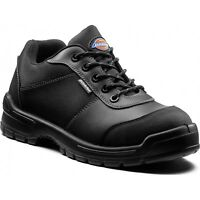 Dickies Andover Safety Shoe Black sizes UK 3 - 14 FC9534