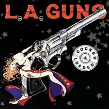 LA Guns - Cocked & Loaded [New CD] Holland - Import