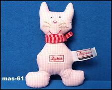 SIGIKID KATZE CATI CAT RASSEL STOFFTIER ROSA 48858