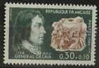 1968 FRANCE TIMBRE Y & T N° 1551 Neuf * * SANS CHARNIERE