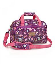 EL CHARRO Pink Travel Duffel Holdall Holiday Weekend Gym Sports Bag BIRD