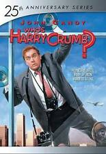 Who's Harry Crumb? (DVD, 2014, 25th Anniversary) - NEW!!
