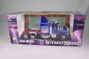 LE214 REVELL 08892 Camion 1/24 1:24 Tracteur Peterbilt 359 Classic bleu