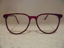 Jilly Col. Crystal by SMILEN Vintage 80's Womens Eyeglasses (RJ9 @